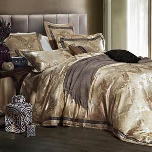 King Size Bedroom In A Bag Luxury Jacquard Satin Wedding Bedding Sets King Size