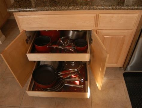 roll out shelves for existing cabinets drawer the in drawer power outlet cabinets of