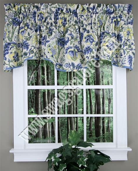 Waverly Patterns Curtains Pin By Swags Galore On Waverly Valances Pinterest