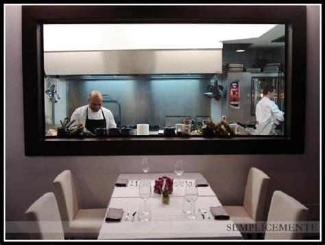 cucine a vista ristoranti cucina a vista foto di ristorante semplicemente