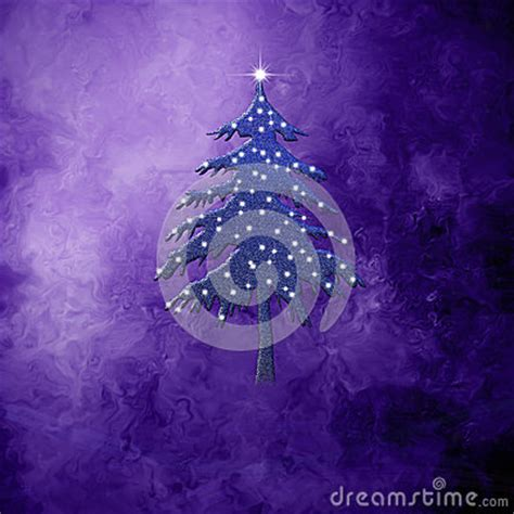 christmas greeting card purple background royalty  stock  image