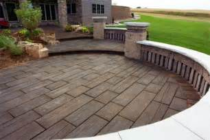 What Is Stamped Concrete Patio 24 Amazing Stamped Concrete Patio Design Ideas