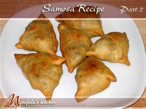 Manjula S Kitchen by Samosa Manjula S Kitchen Indian Vegetarian Recipes