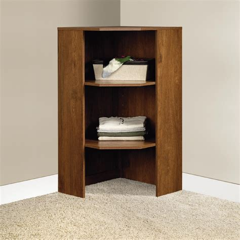 Closet Corner Unit by Sauder Hanover Closets Corner Unit Home Storage