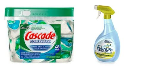 Gift Card Deals At Target This Week - target gift card deals save on febreze products and cascade action pacs free gift card