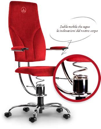 sedia scrivania ergonomica sedia ufficio ergonomica spinalis raccomandata dai dottori