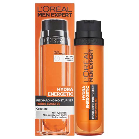 l oreal hydration l oreal expert hydra energetic recharging moisturiser