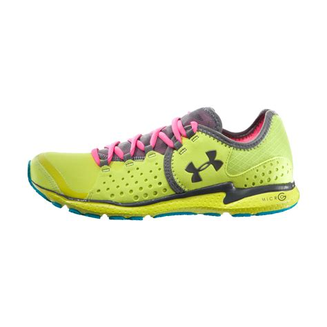 armour s micro g mantis running shoes