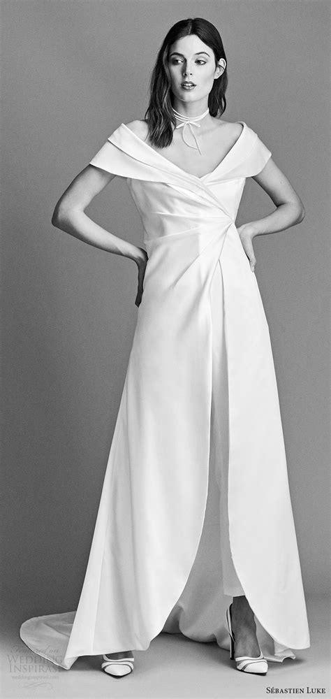 Sébastien Luke Spring 2018 Wedding Dresses | Wedding Inspirasi