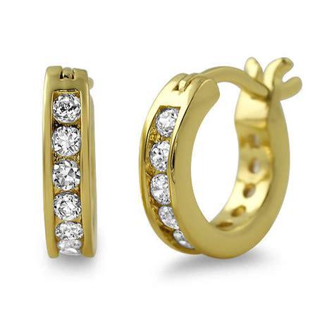 top 6 styles of gold hoop earrings ebay