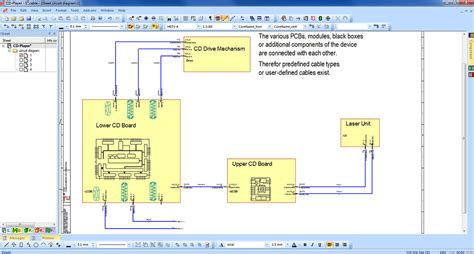 electrical schematic software e3 schematic