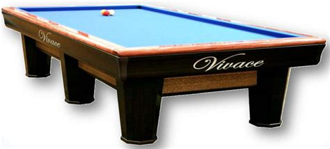 carom size tables