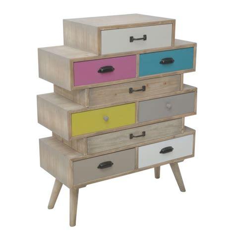 mobile cassetti mobile cassettiera vintage in legno con cassetti
