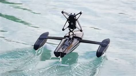 parrot unveils 13 new minidrones including a drone powered boat news