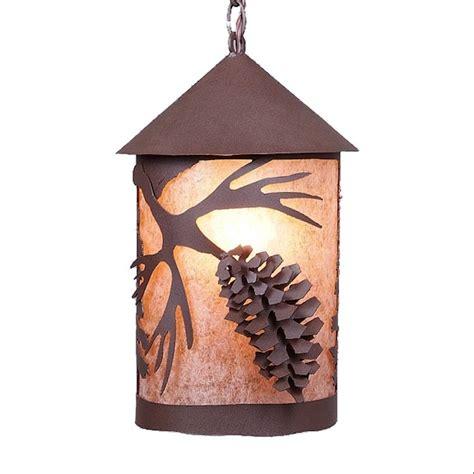 pine cone pendant light cascade spruce pine cone pendant lights