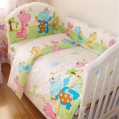 baby crib bedding sets 100 cotton reactive printing