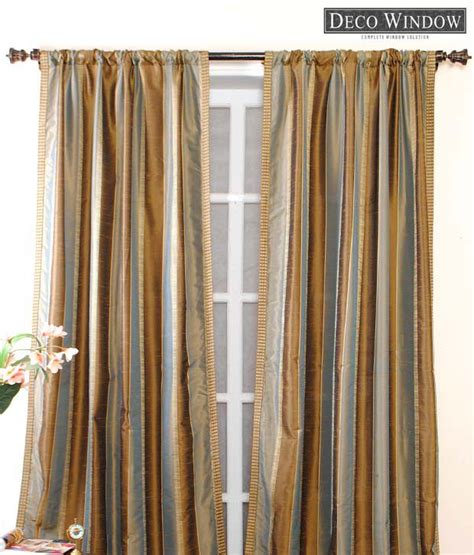deco window decorative silver golden curtain buy deco - Decorative Window Curtains