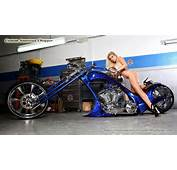 Automobile Trendz Custom American Chopper