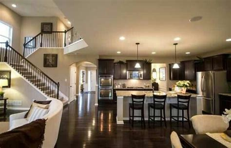 kitchen dining room combo floor plans nice openness kitchen living room dining room combo