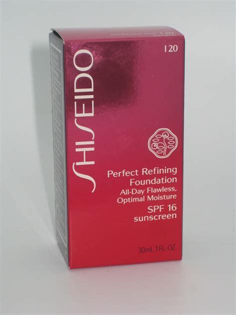 Shiseido Refining Foundation shiseido refining foundation review swatches