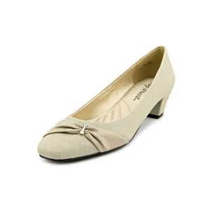 Home shoes womens heels amp pumps easy street evie women gray heels