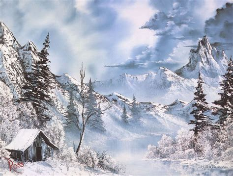 are bob ross paintings the of painting seeker of