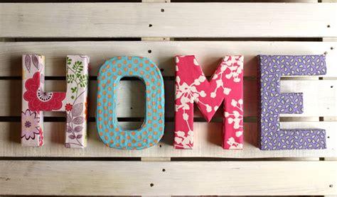 letras enmarcadas 04 el taller de las cosas bonitas - Decorar Letras Instagram