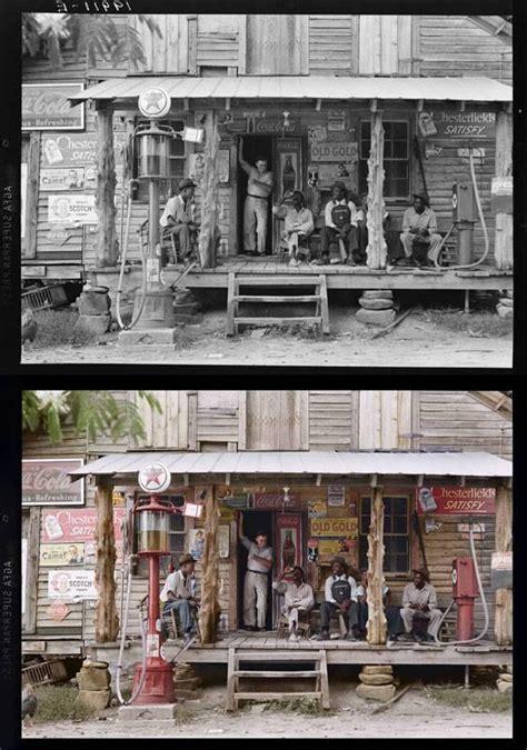 imagenes historicas a color fotos hist 243 ricas a color coloreadas con photoshop