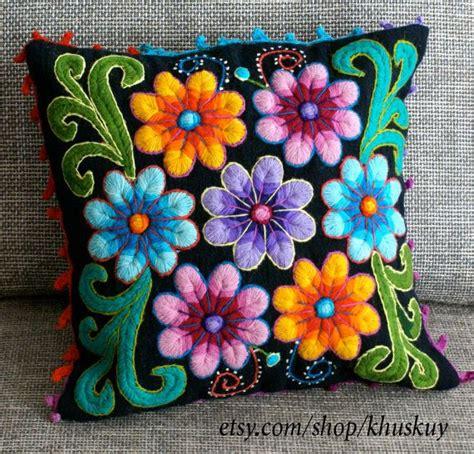 imagenes de flores bordadas a mano las 25 mejores ideas sobre bordado de flores en pinterest