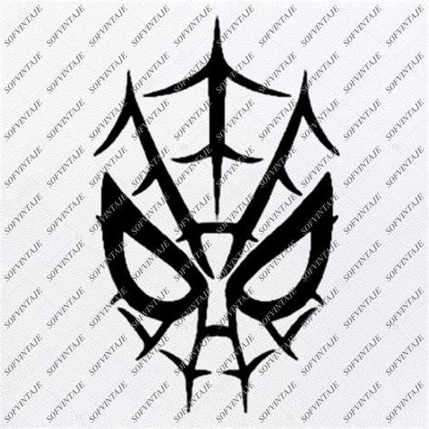 spiderman logo svg file spiderman original svg