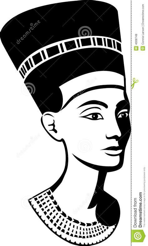 egyptian beauty eps royalty free stock photos image 4008748