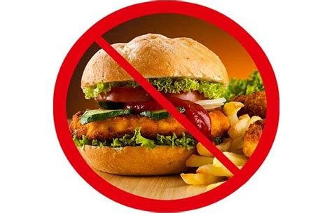 what to put in food to stop reasons to stop junk food