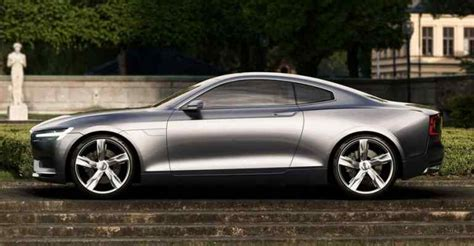2019 Volvo Coupe by 2018 2019 Volvo Concept Coupe Forward To The Future