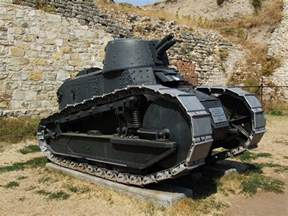 Renault Ft 17 Tank Tanks Of The Interwar Decades Alternative Finland