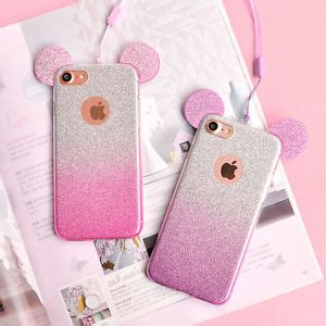 Mickey Mouse 0105 Casing For Galaxy A7 2016 Hardcase 2d glittery disney ears mickey minnie mouse iphone 5 5s se