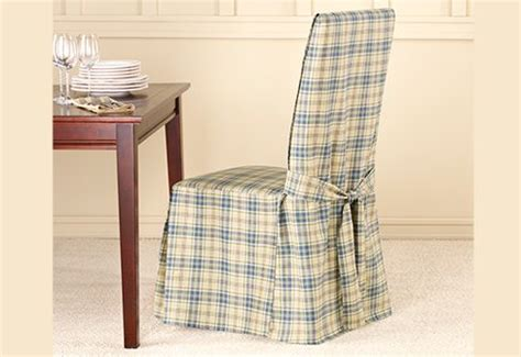 pattern for armchair covers lexington plaid dining chair covers fun with slipcover