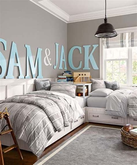 room decorating ideas for shared rooms 21 cool shared boy rooms d 233 cor ideas digsdigs
