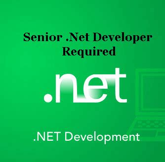 Dot Net Developer 5 In Usa You Should To Check Today 22 11 16