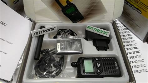 Lupax T330 jual radio ht lupax t330 vhf uhf single band antronik