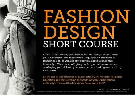 fashion design courses zurich lisof s part time fashion design short course
