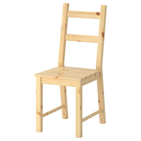 stuhl wooden ivar chair pine ikea