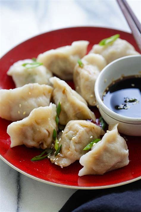 new year jiaozi recipe pork and chive dumplings easy delicious recipes