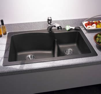 Small Drop In Kitchen Sink Swanstone Qzls 3322 170 Granite Large Small Bowl