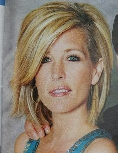 laura wright short hairstyle idea hair pinterest 15 best general hospital hair images on pinterest