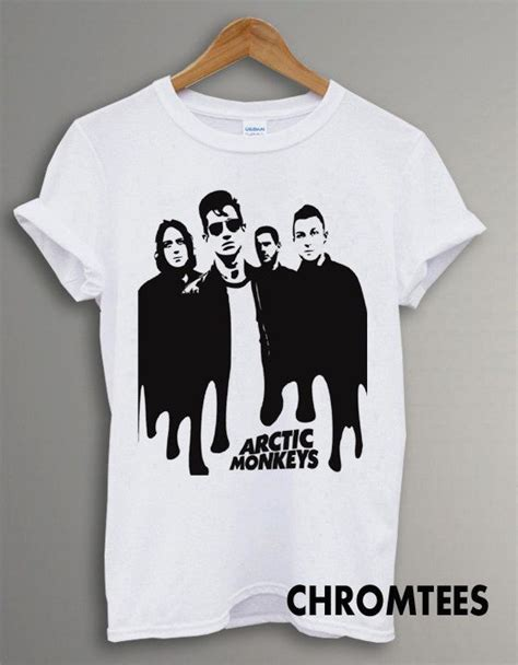 Tshirt Arctic Monkeys 8 14 best band shirts gear images on band shirts
