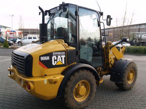 Cat 4in1 cat 906h mit 4in1 klappschaufel wheel loader from germany