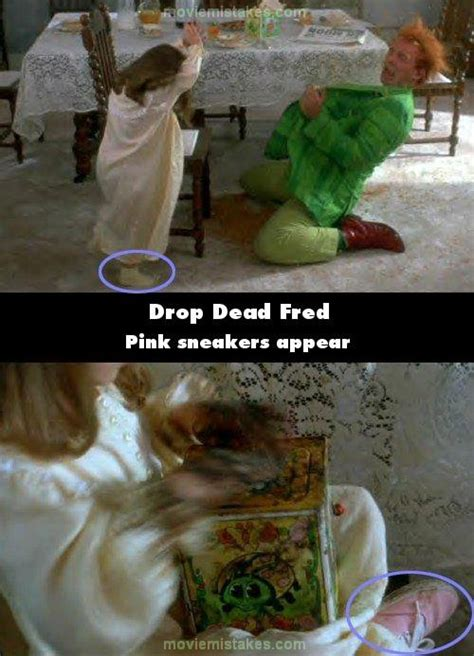 drop dead fred   mistake picture id