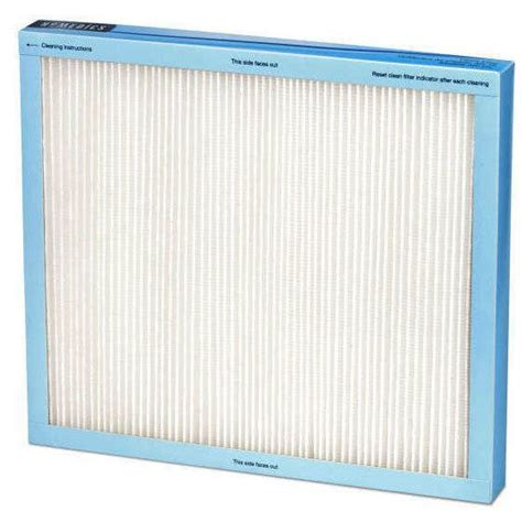 homedics replacement filter for ar 75 air at 75 air purifier cleaner compatible homedics