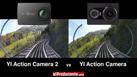 Yi 4k yi 4k 2 vs yi 1 1080p 60fps image