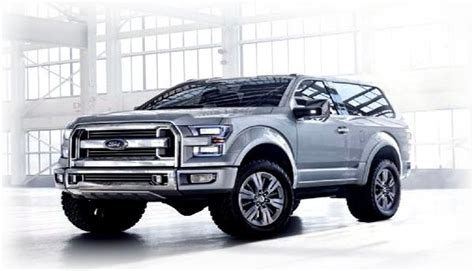 ford bronco concept price release date